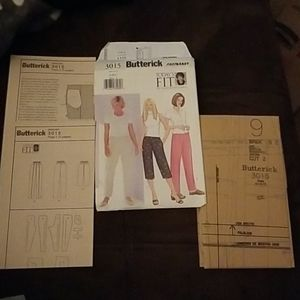 New Sewing Patterns Butterick Fast & Easy